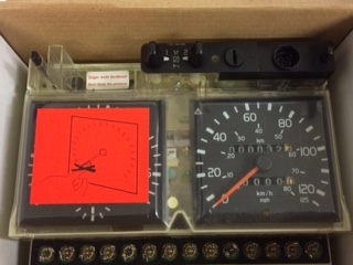 Motormetre EGK 100 Analogue Tachograph for Volvo FH & FM