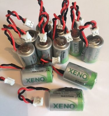 Digital Tachograph batteries 2