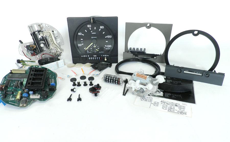 Tachograph parts